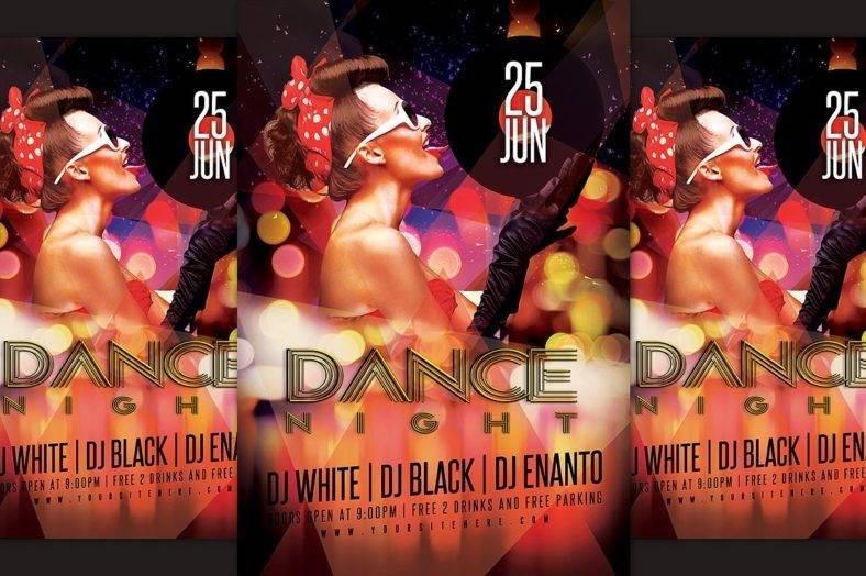 dance night flyer 788x524