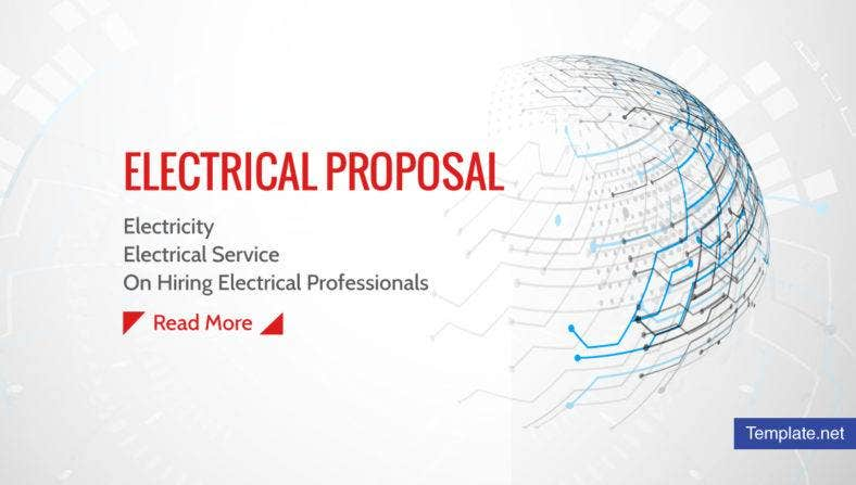Electrical Proposal