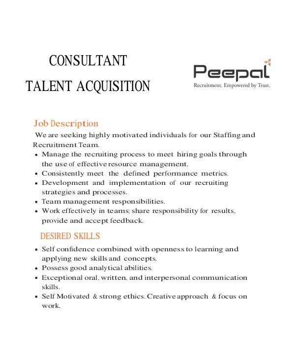 expert-talent-acquisition-consultant-job-description