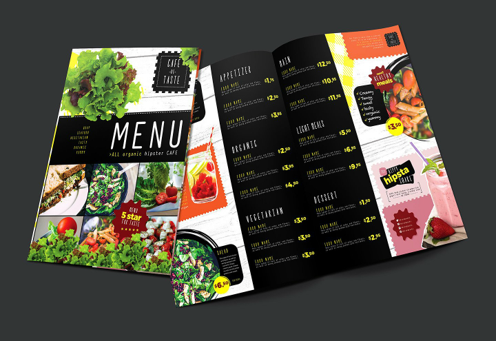 folding-a3-salad-menu-template