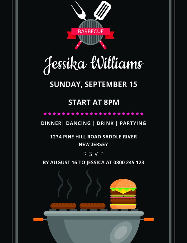 free-barbecue-party-invitation-template