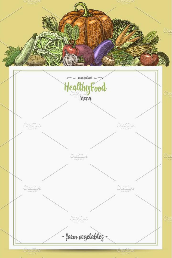 14  restaurant recipe card templates  u0026 designs