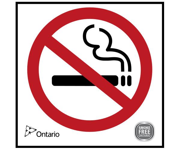 "International ""No Smoking"" Sign"