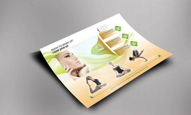 meditation and yoga flyer template 788x473
