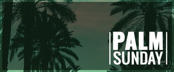 palm-sunday-facebook-cover-template