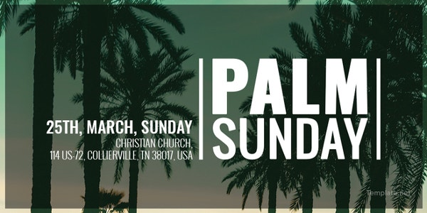 palm-sunday-twitter-post-template