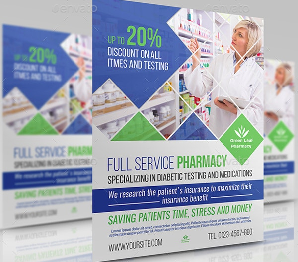 Pharmacy Flyer Design