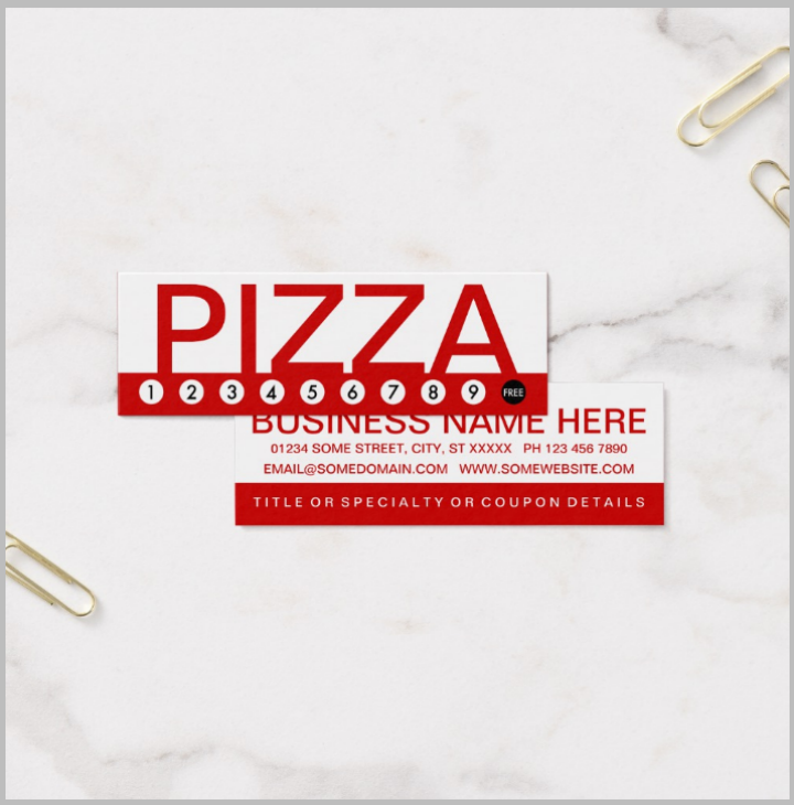 pizza-restaurant-business-and-punch-card-template