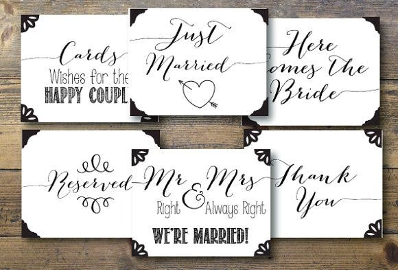 printable-wedding-sign