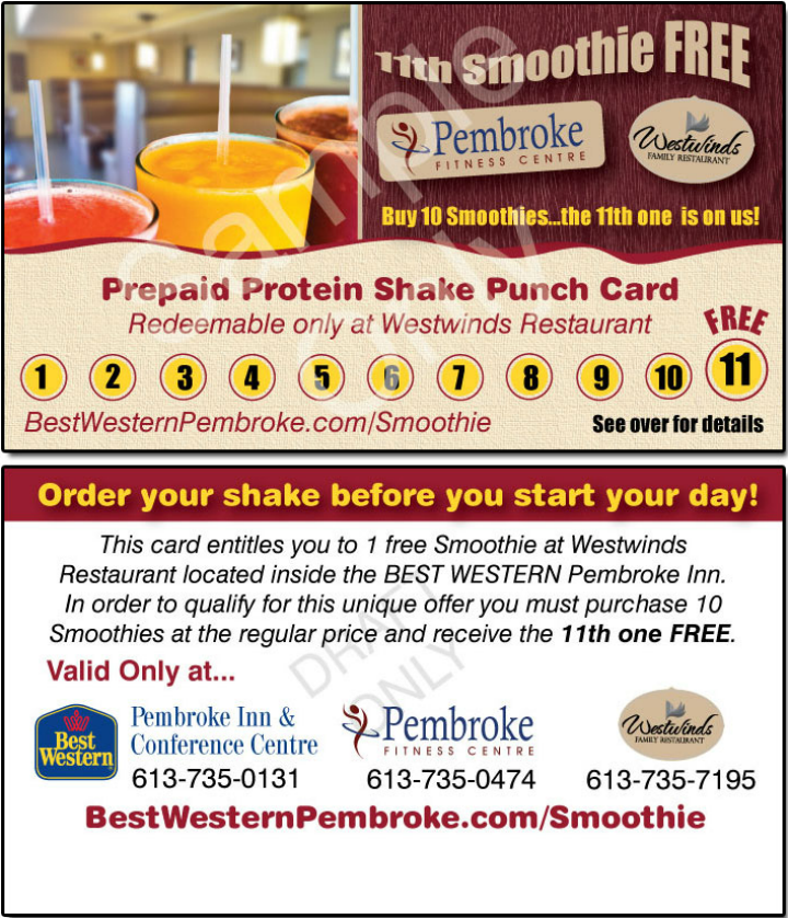 restaurant-protein-shake-punch-card-template