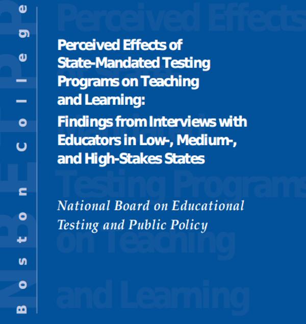 Sample College Field Report