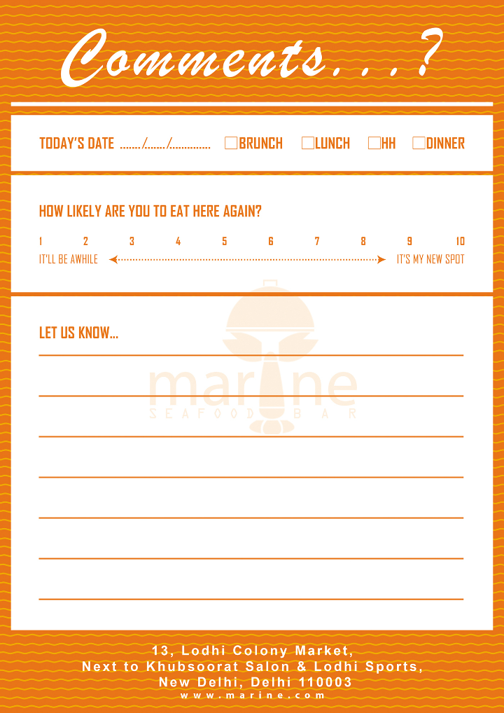 seafood-restaurant-and-bar-review-card-template
