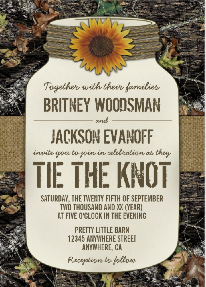 sunflower-mason-jar-camo-wedding-invitation-template