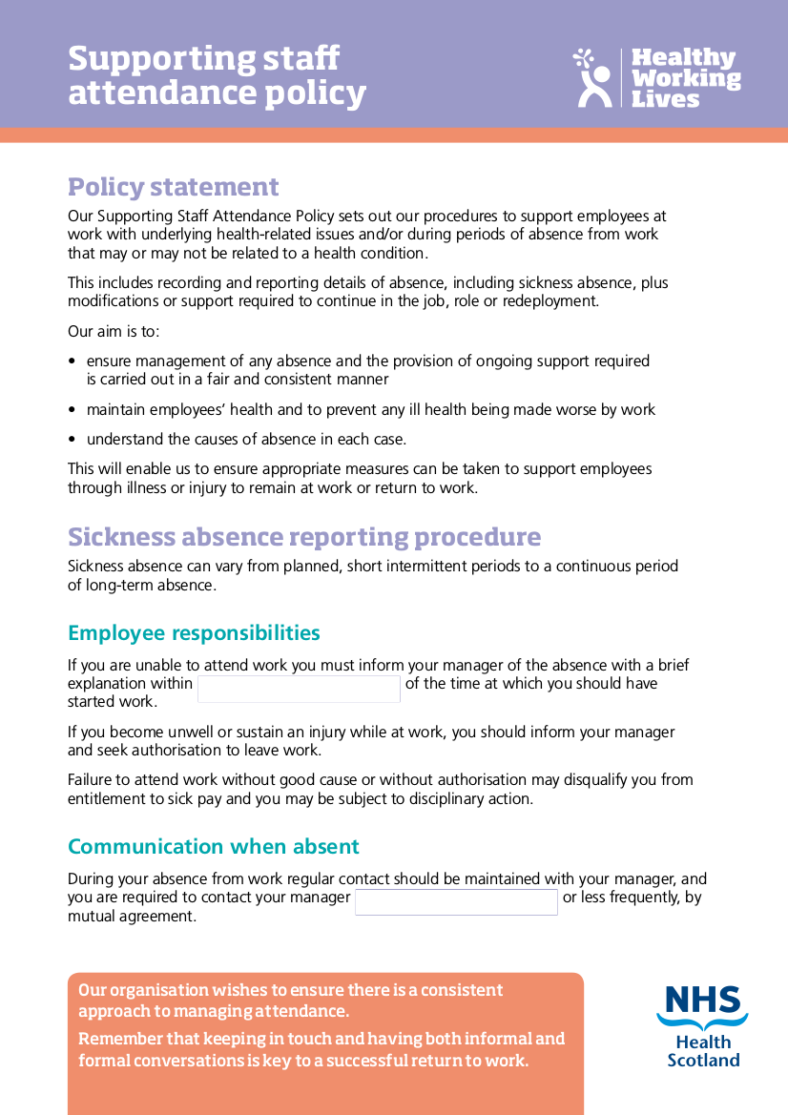 supporting staff attendance policy 788x1115