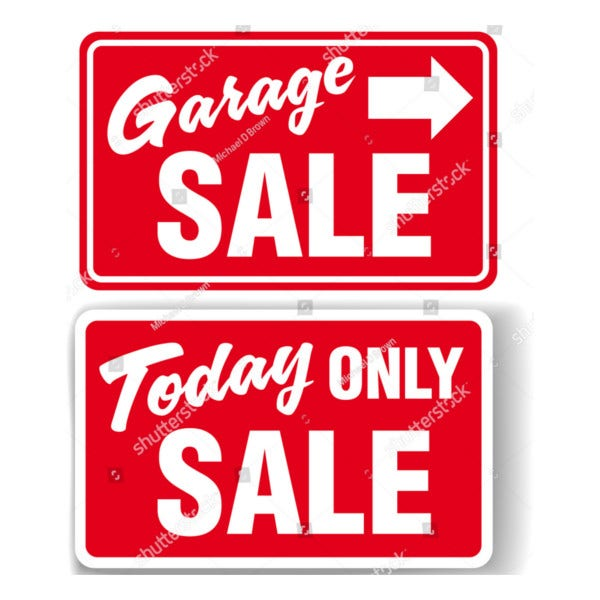 today-only-garage-sale-sign