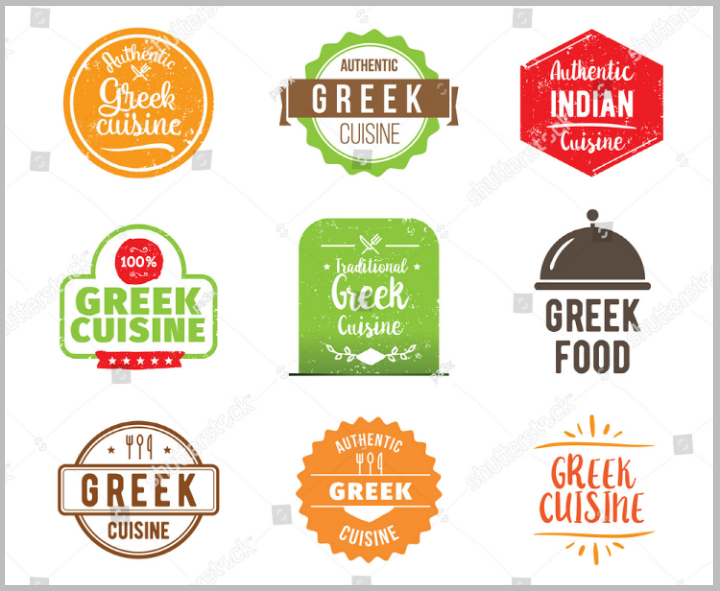 traditional-greek-cuisine-authentic-menu-food-label-template-set