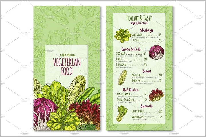 vegetrian-sketch-salad-menu-template
