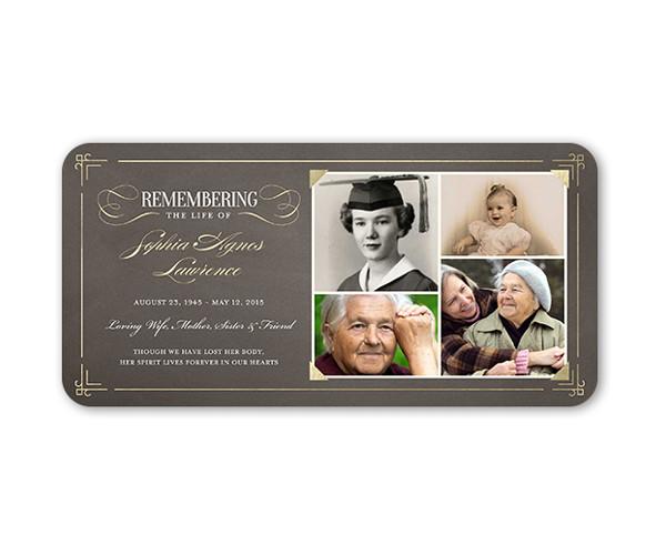 vintage-memorial-card-template