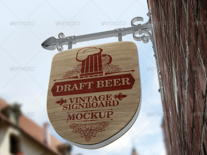 vintage-shield-restaurant-name-board-template