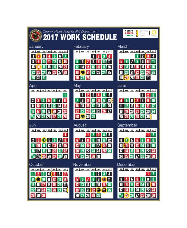 work-schedule-shift-calendar