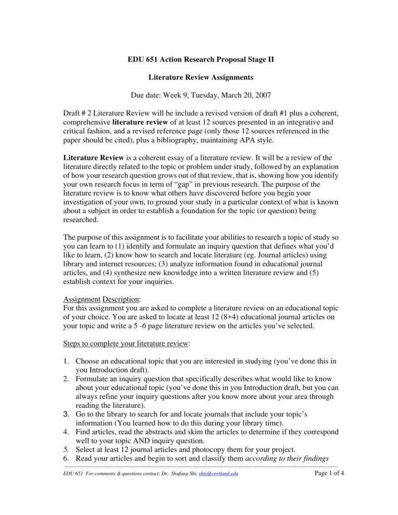 action research literature review 1 788x1020