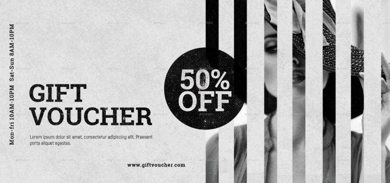 beauty and fashion shopping voucher template 788x371