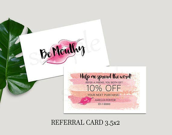 brush-strokes-referral-coupon-template