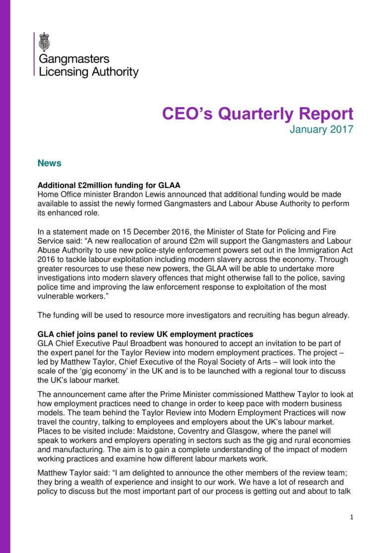 6  ceo report templates