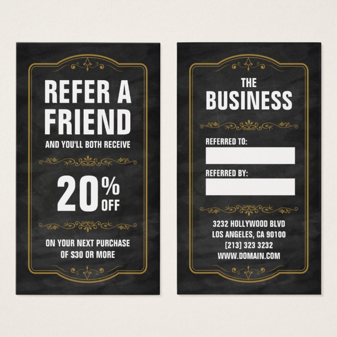 chalkboard-referral-coupon-template