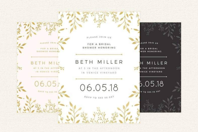 gold-leaves-invitation-template