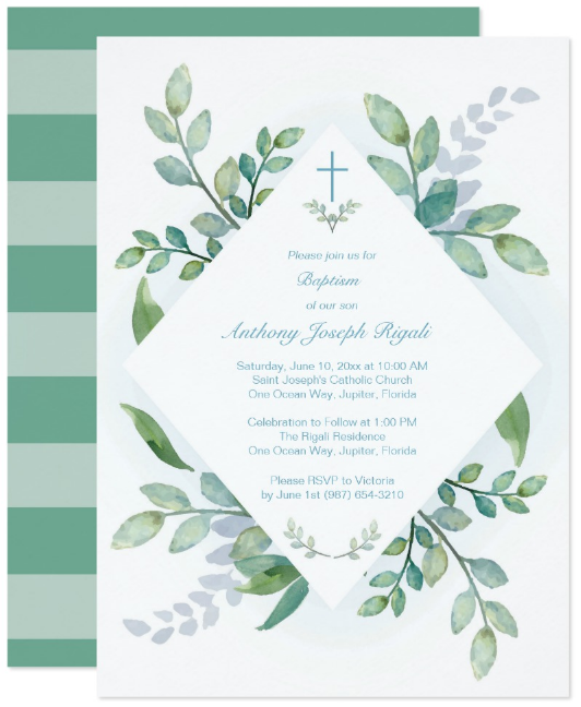 greenery-christening-invitation-template