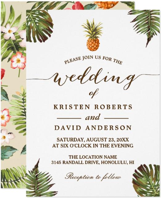 hawaiian-leaves-invitation-template