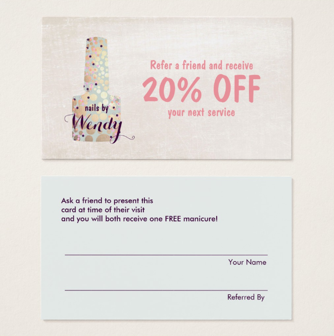 nail-salon-referral-coupon-template