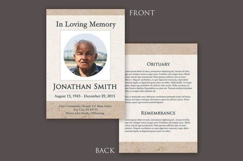 neat-memorial-card