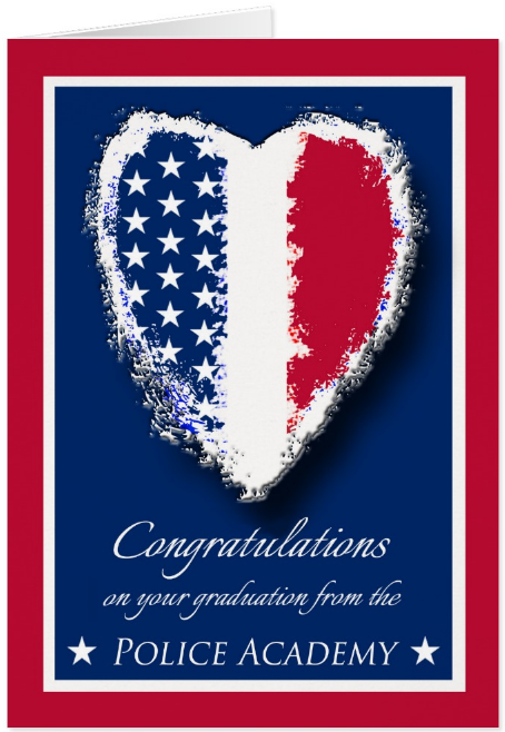 police-academy-graduation-congratulations-card-template