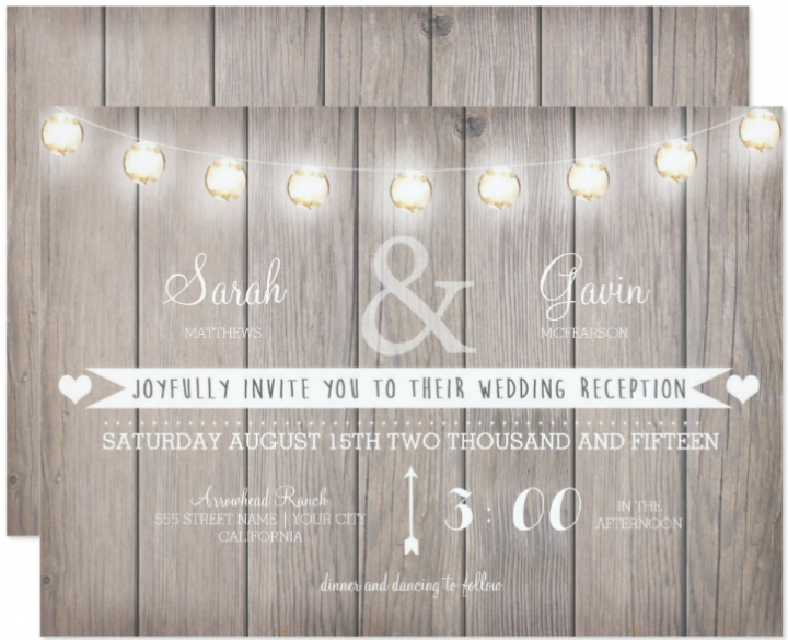 rustic-lights-wedding-reception-card-template