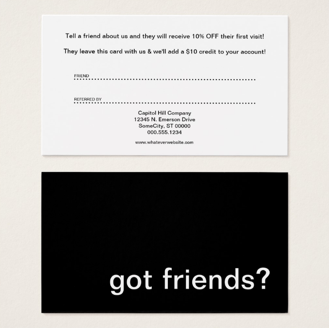 13  referral coupon designs  u0026 templates