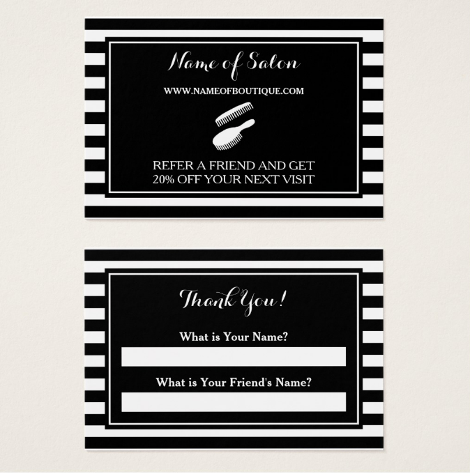trendy-black-and-white-referral-coupon-template