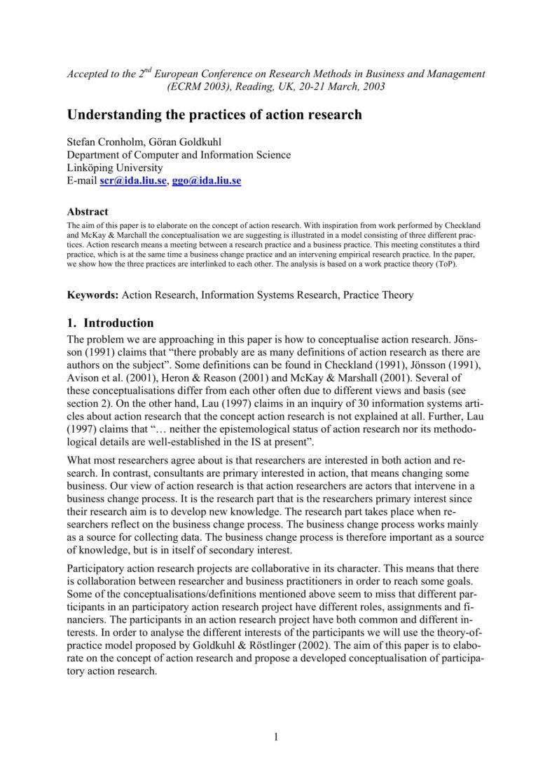 undestanding the practices of action research 01 788x1115