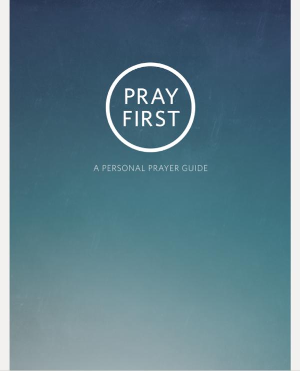 21 Day Prayer Journal