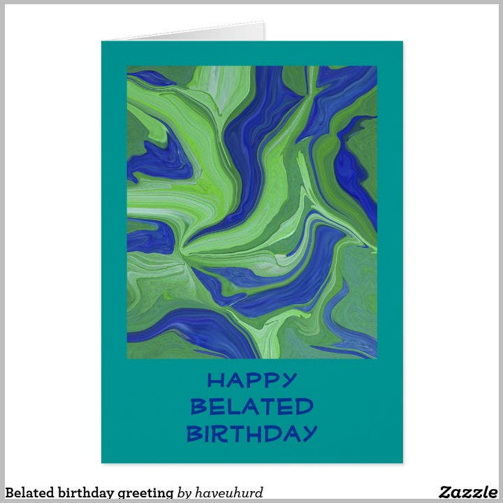 abstract-art-belated-birthday-greeting-card-template