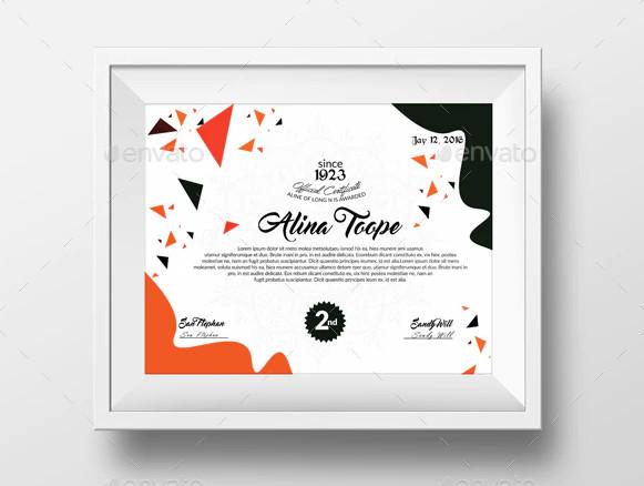 academical diploma certificate template1