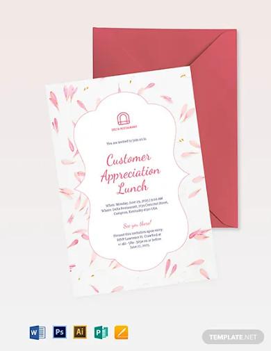 appreciation luncheon invitation template2