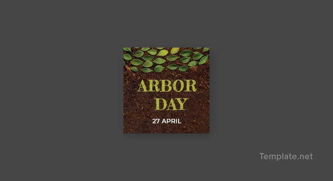 Arbor Day Facebook Profile Photo