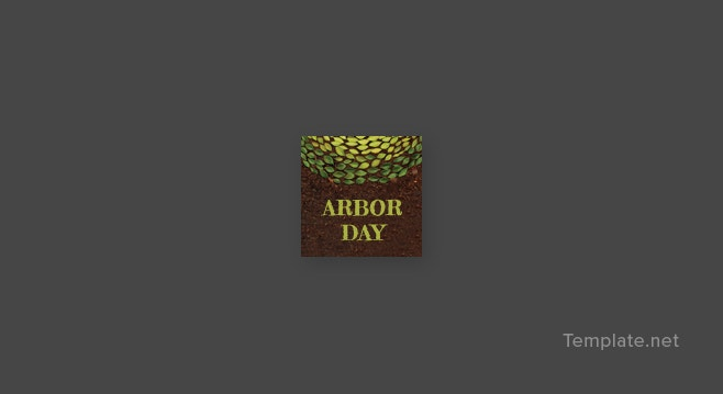 Arbor Day Instagram Profile Photo
