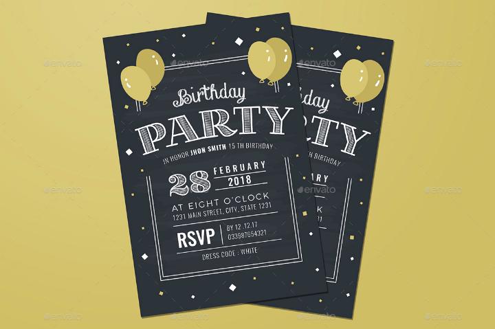 balloons-chalkboard-birthday-invitation-template