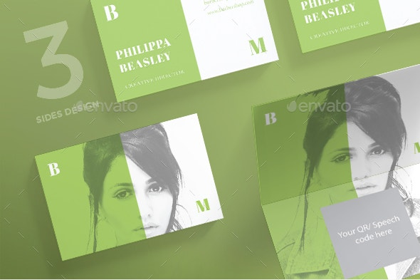 beauty meetings business card1