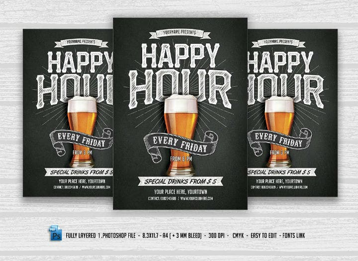 beer-bar-happy-hour-menu-flyer-template