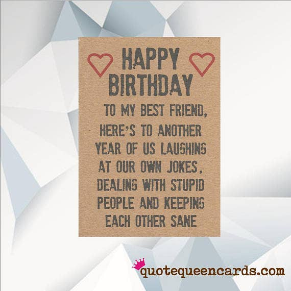 9 Best Friend Birthday Card Designs Templates Psd Ai Free