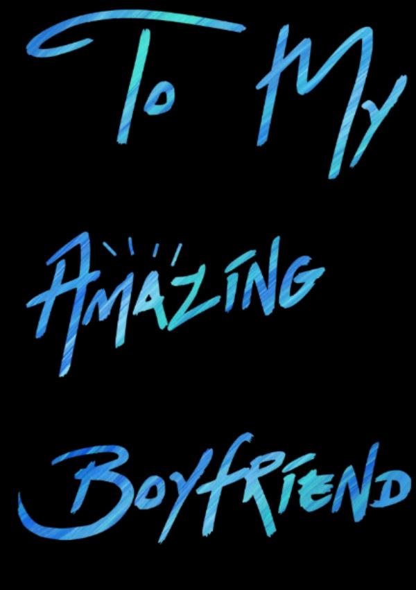 Black-and-Blue-Boyfriend-Card-Template